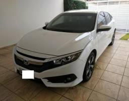 Honda Civic 2.0 16V Flex Exl CVT Ú/Dono 40 Mil Km Top 18-98119-3338 - 2017