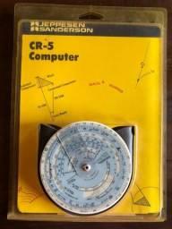 Computador de vôo jeppesen sanderson CR-5