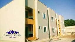 Apartamento com Diferenciais, 55 m², 2 suítes em Guagiru