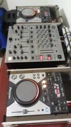 Set up Pioneer Dj