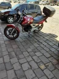 Troco por moto financiada - 2003