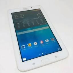 """Galaxy Tab E - Funciona com Chip de qualquer operadora - 7.0"""" Polegadas - Sm-T116BU - 8gb"""