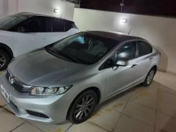 Honda Civic LXS Aut - 2014