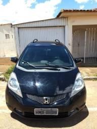 Honda Fit EXL Automático Completão - *Todas Revisões em Concessionária - 2010