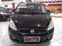 Fiat Idea Attractive 1.4 Fire Flex 8v 5p Preta Impecável - 2011