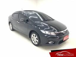 Civic 1.8 EXS Automático / multimidia - 2012