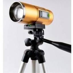 Lanterna C/ Tripe P/ Pesca E Caça Bf-580000w - (bm8807)