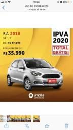 Ford Ka 2018 - 2018