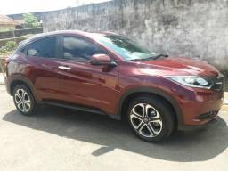 HRV Touring Completo IPVA 2020 pago total - 2018