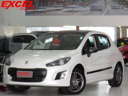 PEUGEOT 308 1.6 GRIFFE THP 16V GASOLINA 4P AUTOMATICO - 2015
