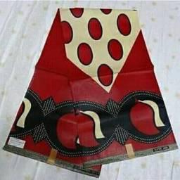 Tecidos ankaras africanos