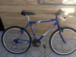 Bicicleta foxer Hammer Houston leia a descrição