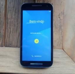 Smartphone Motorola Moto G 3 Turbo 16GB Memória Interna e 2GB RAM