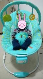 Cadeira de Descanso Vibratória