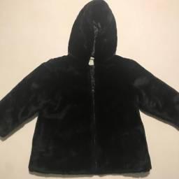 Lindo casaco infantil