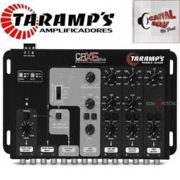 Crossover Taramps Crx5 Plus 05 Vias! 239,99 À Vista ou 12x 24,00 Instalado Canal Som