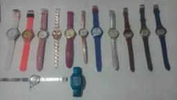 9b153fdf8a9 Kit 13 Relógios Femininos Elegante - Atacado Revenda - Aceito cartão  parcelado!