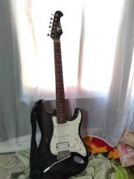 V/T Guitarra Eagle stratocastrer