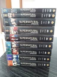 Series de TV supernatural