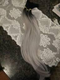 Fique linda para o carnaval!!! cabelo platinado (orgânico)