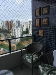 Alto do Itaigara,3 quartos,gabinete,lavabo,dependência,varanda,130m, 2 vagas