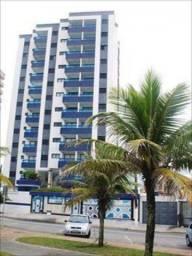 Apartamento à venda com 1 dormitórios em Caiçara, Praia grande cod:376400