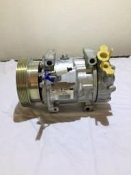 Compressor de ar Original novo Renaut Duster