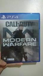 Call Of Duty Modern Warfare novinho