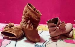Combo calçado infantil