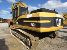 Escavadeira Hidráulica Caterpillar modelo 325L ano 1995 em excelente estado de conservação