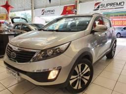 SPORTAGE 2011/2012 2.0 EX 4X2 16V GASOLINA 4P AUTOMÁTICO