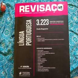 Livro revisaço de português