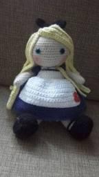 Alice amigurumi