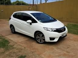 Honda Fit EX cvt 14/15 Revisado na Concessionária 63mil km