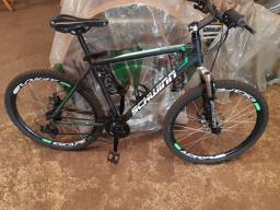 Bicicleta Schwinn Mountain Aro 26 21 Marchas MTB - Preto<br><br>