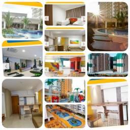 Locação de apartamento no Resort em Olímpia O.P.R