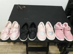 Barbada calçados infantil
