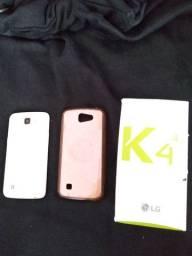 LG K4 LTE funcionando em perfeito estado