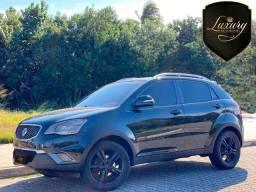 Ssangyong Korando a Diesel AWD Automático + Couro+ Teto Solar