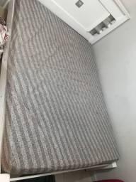 Colchão com capa
