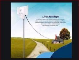 Link 3g Elsys Antena Integrada Roteador Externo Rural em Palmas Tocantins