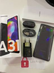 Samsung A31 128gb novo oferta