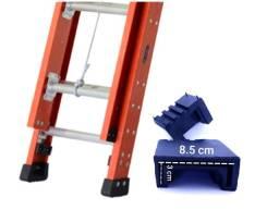 Sapata/pé de borracha padrão para Escada de Fibra Extensível