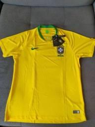 Camiseta oficial seleção G