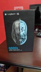 Mouse gamer Logitech g500s