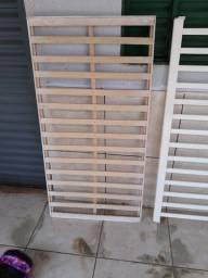 180 berço americano de madeira
