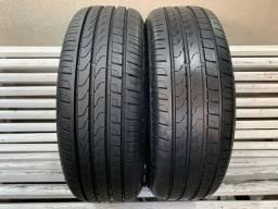Par de Pneus Pirelli 195 55 16 Cinturato P7 - 195/55 R16