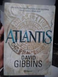 Livro Atlantis, de David Gibbins