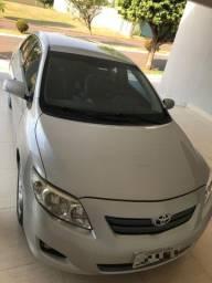 Corolla XEi, automático, flex, 2010, prata