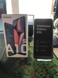 Samsung A10s + Brindes- Lançamento!
